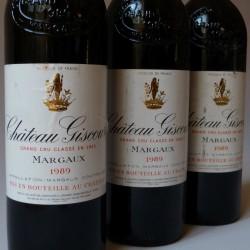 Château Giscours 1989 -...